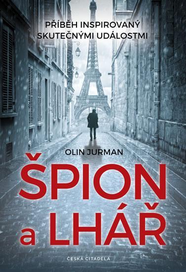 Špion a lhář - nové knihy