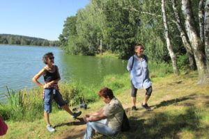 Ve šlépějích Ignáta Herrmanna – Okolo Břevnické přehrady
